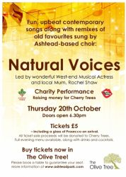 Natural Voices Charity Performance
