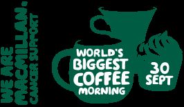 The World's Biggest Coffee Morning
