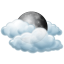 Thursday: Mostly cloudy