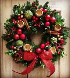 Christmas Wreath Workshop & Afternoon Tea