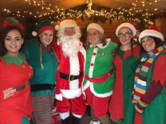 £2450 raised at Festive Weekend!