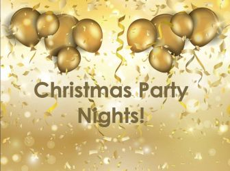 Book your Olive Tree Christmas Party!