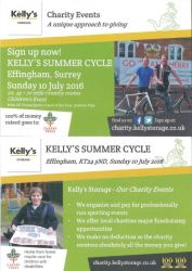 Cherry Trees Fundraiser - Summer Cycle