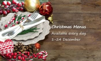 Christmas Menus Coming Soon!